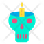 Lamp Skull