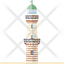 Warnemünde lighthouse