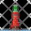 Hohe Weg lighthouse