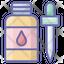 Liquid Drops Jar