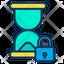 Lock Hourglass
