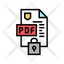 Locked Pdf File