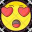 Love Amazed Emoji