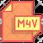 M 4 V File