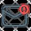 Mail Warning