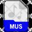 mus file