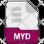 myd file