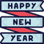 New Year Banner