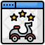 Online Book Motorcycle