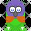 parrot-sleep
