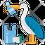 Pelican Eat Plastic