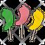Pepper Lollipops