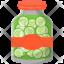 Pickled Cucumber Jar