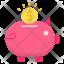 Piggy banking
