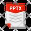 pptx file