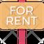 Rent Signboard