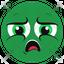 Restless Emoji