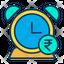 rupees alarm
