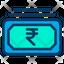Rupees Cash