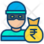 Rupees Robber