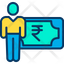 Rupees Salary
