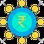 rupees spending