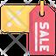 Sale Discount Labels