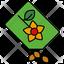 Flower Seeds bag