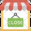 Shop Close