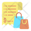 Shopping Invoice