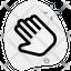 Slant Hand Pointer