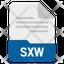 sxw file