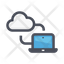 sync cloud with laptop
