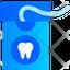 Teeth Cleaning Thread