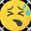 Tired Emoji