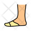 toe sock