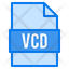 vcd file