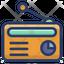 Vintage Radio Device