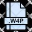 W 4 P File