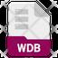 wdb file