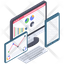 Web Statistics Vector