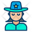 Woman Sheriff