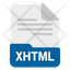 xhtml file
