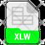 xlw file