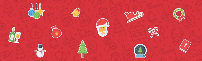 Christmas 2016 Goodies – 9 icon packs you should not miss