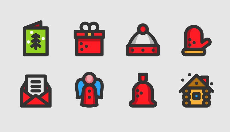 Tiny Celebration icon pack by Sergey Ershov