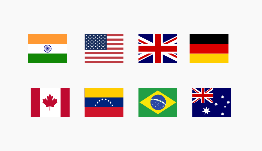 Country Flags for Free