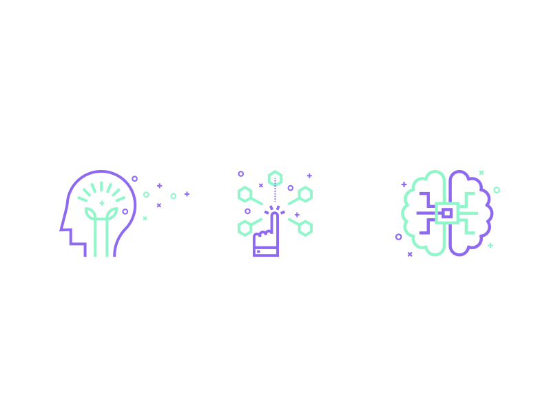 Creative Technology icons by Bolted