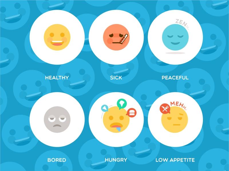 Emoji icon pack by Aleksandar Savic