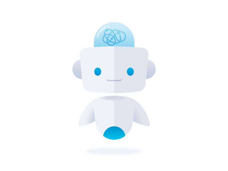 Robot icon by Yijing